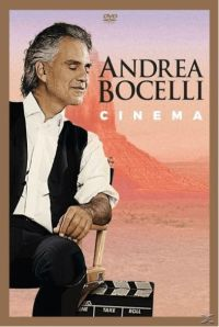 Cover Andrea Bocelli - Cinema [DVD]